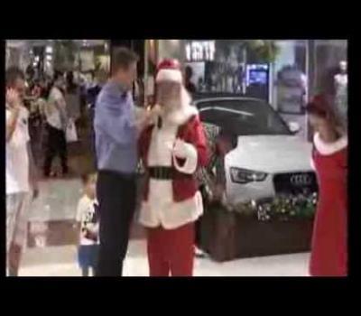 Sorteio de Natal do Shopping Morumbi 2013