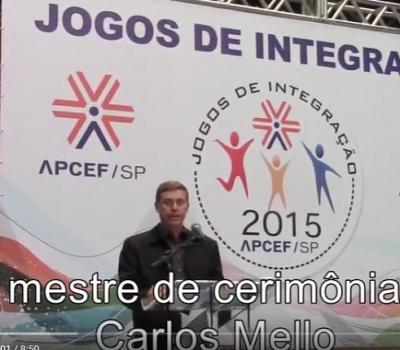 Jogos de integração do pessoal da  CAIXA ECONÔMICA FEDERAL