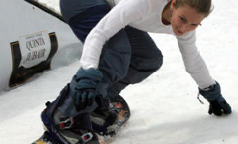Ski Mountain Park em São Roque é lazer para toda a família