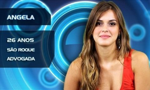 Angela Munhoz do Big Brother Brasil 14 em São Roque